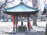 祖師堂式典前広場