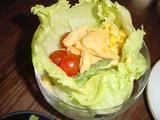 キャットフードサラダの方が美味かったのは内緒