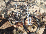 colonel single speed front side view