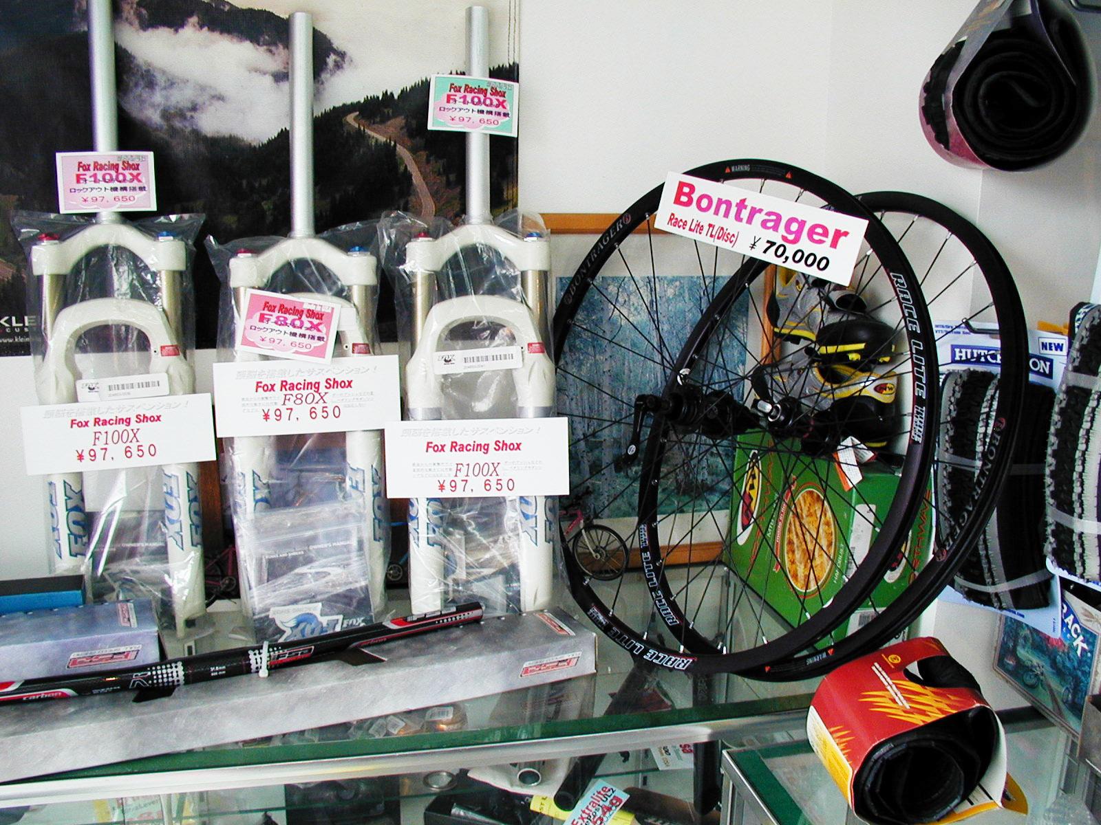 Bike Official Blog:完組みホイール ...