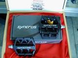 syncross black pedal