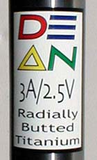 Radially Padded head logo