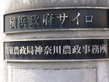 横浜政府サイロ