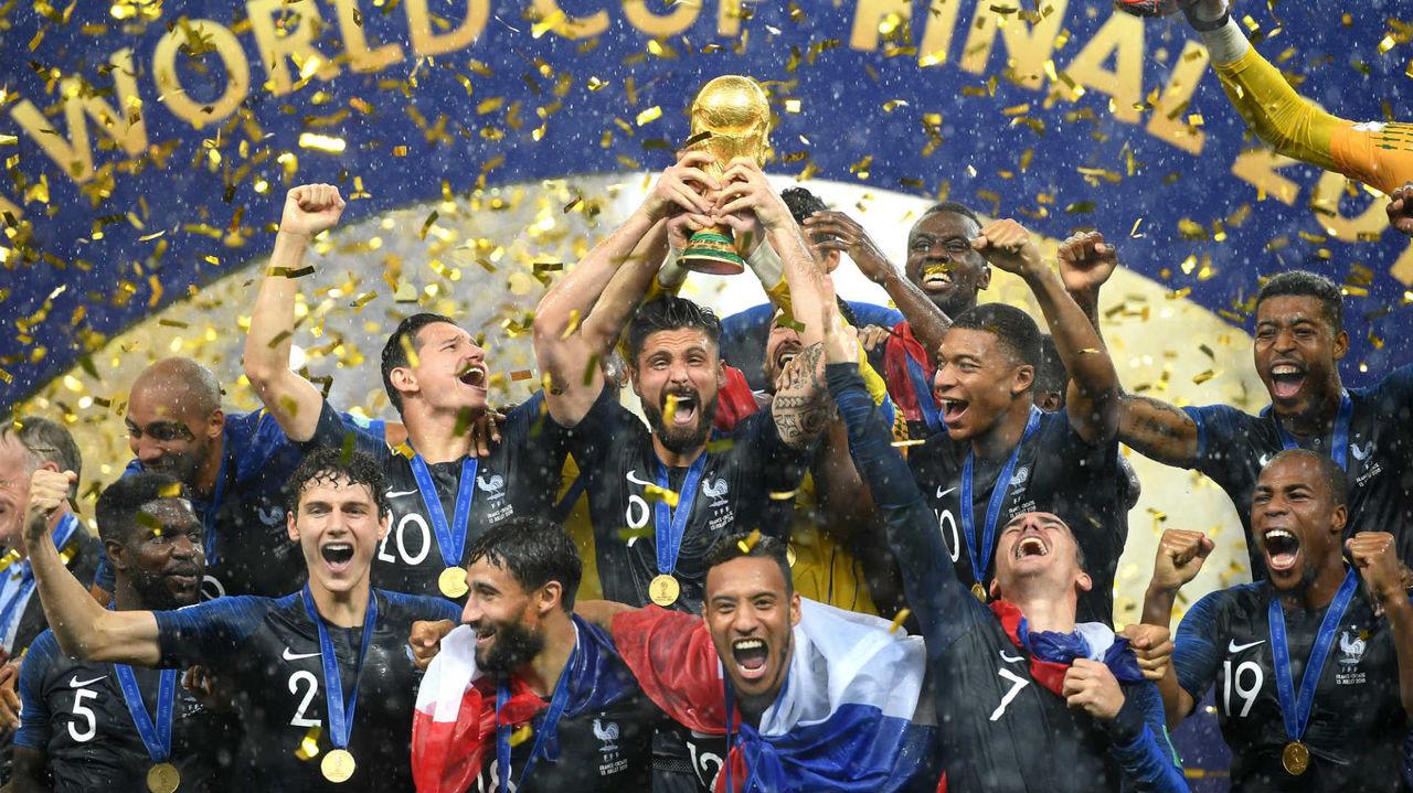 フランスW杯優勝も内容に相次ぐ批判の声…母国選手から「相手のミスに頼っているだけ」