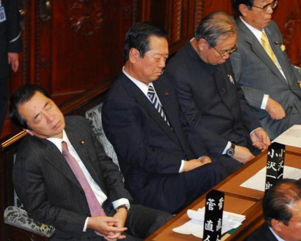 小沢一郎さん「共産党批判ばかりする安倍は卑怯者だ」