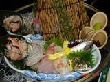 2007年2月10日大和館夕飯1
