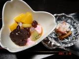 2007年2月10日大和館夕飯10