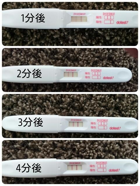 妊娠検査薬 高温期10日目 ベビ待ち☆高温期10日目!!フライング実施☆