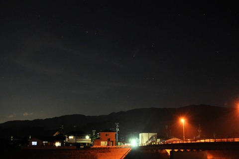 ネオワイズ彗星-31 (1)