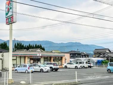 セブンイレブン上島田店