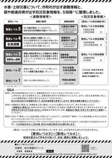 keikai_level_chirashi_tansyoku_ura
