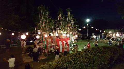 伊保木盆踊り2018