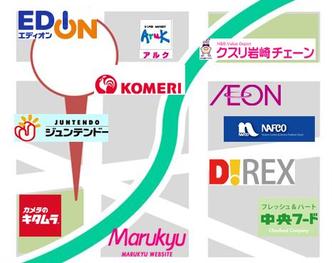 買い物マップロゴ