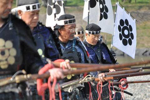 岩国藩鉄砲隊1202-20