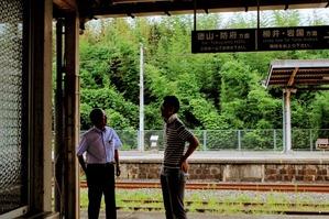 JR島田駅市川市長と主催
