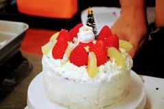 クリスマスケーキ教室里の厨_029