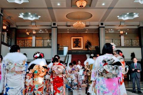 柳井市成人祝賀式2020-6