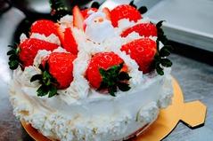 クリスマスケーキ教室里の厨_026