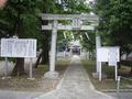 北野神社八幡神社 田柄 (2)
