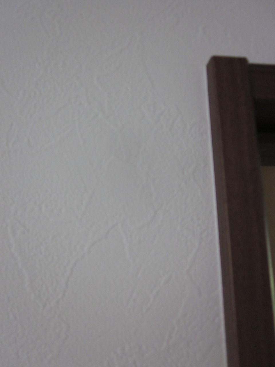 新築工事 壁紙 1 2fトイレ ベースクロス ヒカリハウジングの新築工事