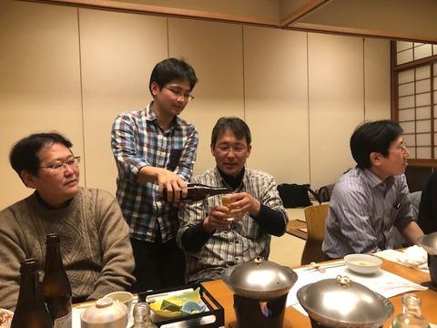 山中さんとマッチ世代