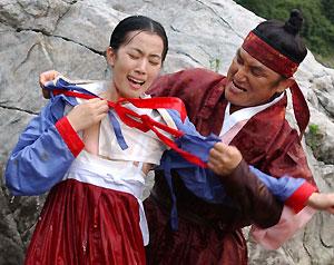 韓国人 暴力