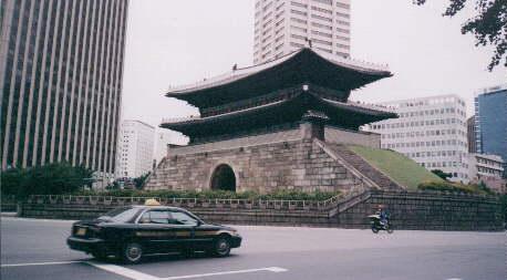 ロータリー交差点 韓国