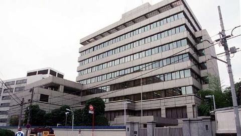 朝鮮総連中央本部