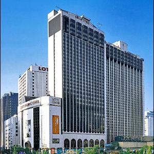 韓国ロッテホテル