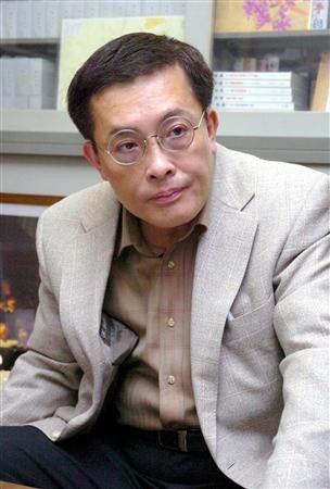 古田博司氏