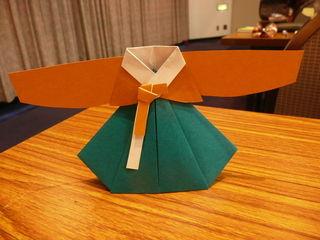 折り紙韓流