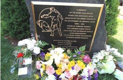 慰安婦の碑