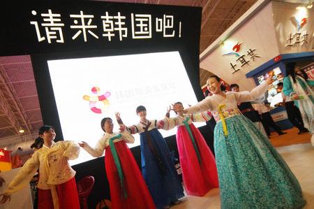 中国人観光客誘致 韓国