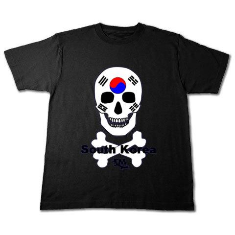 韓国 国旗 Tシャツ