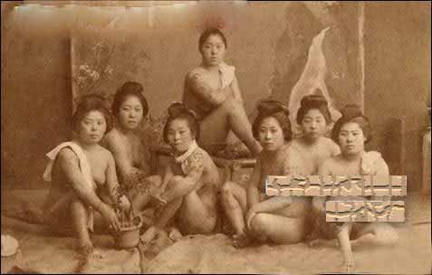朝鮮売春婦