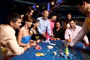 カジノ中毒者