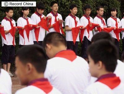 中国人 高校生