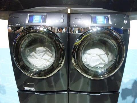 サムスン製洗濯機