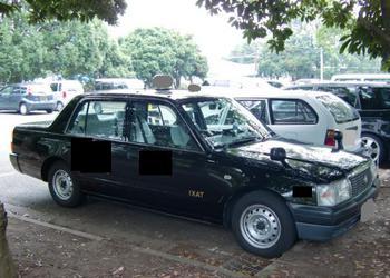 タクシー料金踏み倒し