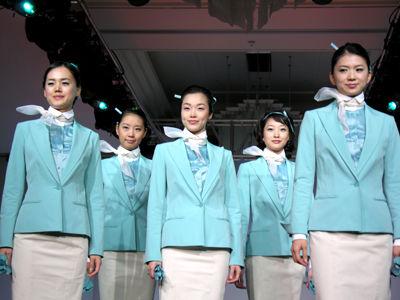 大韓航空 青森