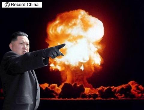 北朝鮮・金正恩・戦争