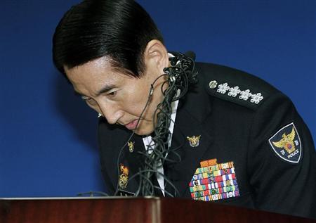 110番 韓国 警察