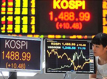 韓国 株価