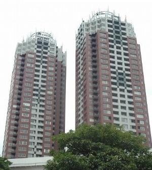 高級タワーマンション