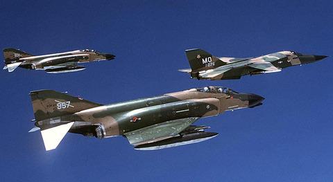 ファントム 韓国 戦闘機