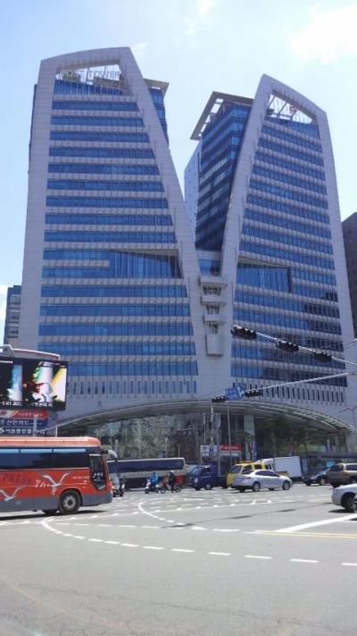 オフィスビル 韓国