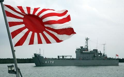 旭日旗・日本
