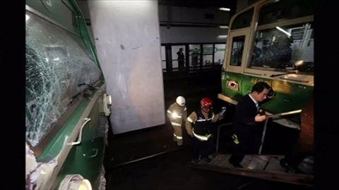 韓国地下鉄事故