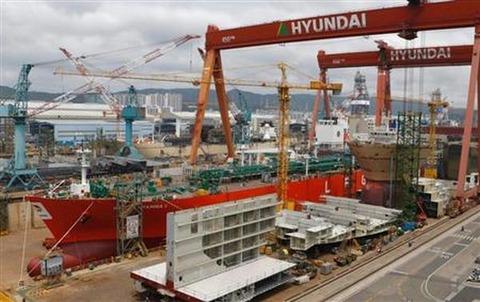 韓国製造業