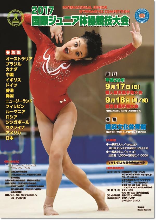 体操競技選手一覧 - List of gymnasts - JapaneseClass.jp